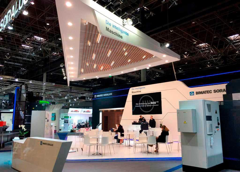 BIMATEC SORALUCE enhances its technology offers with the intelligent machine