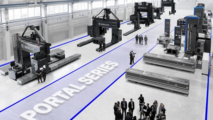Exclusive Online Event - Soraluce´s Portal & Gantry Milling Machines