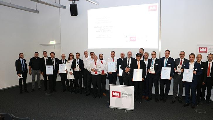 "SORALUCE takes the ""MM zur AMB 2018"" award"