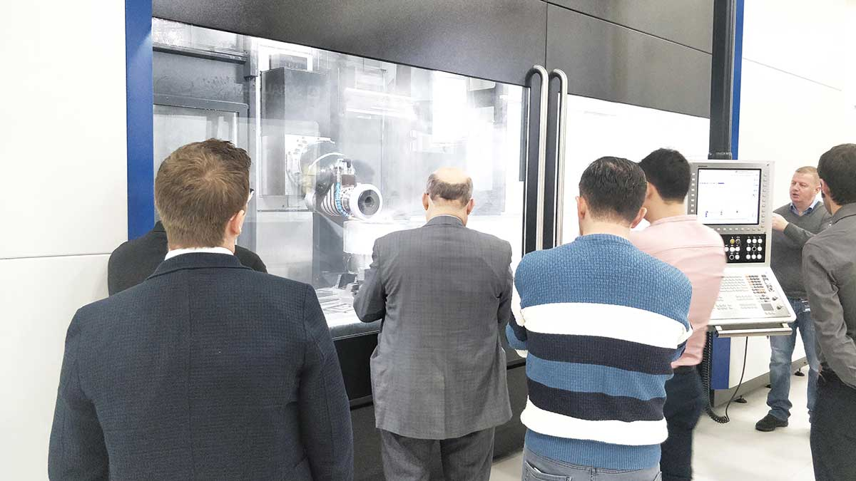 Multitasking solutions to increase the productivity and precision of machining processes
