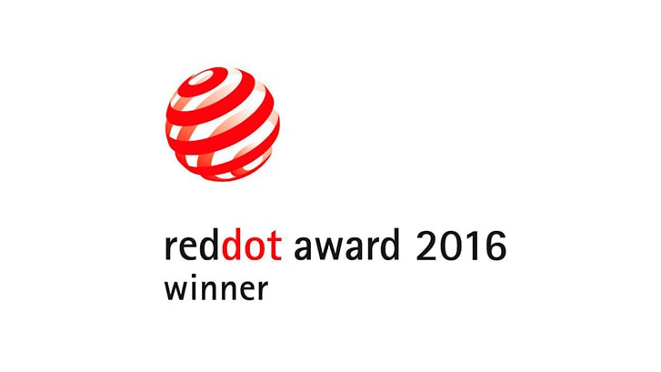 SORALUCE receives Red Dot Award 2016