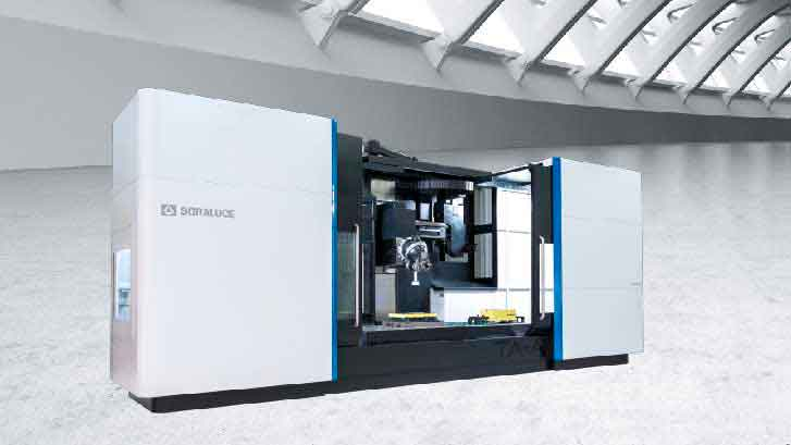 Smart solutions in milling, boring & turning: SORALUCE's proposal for the future at the Mecspe Fair