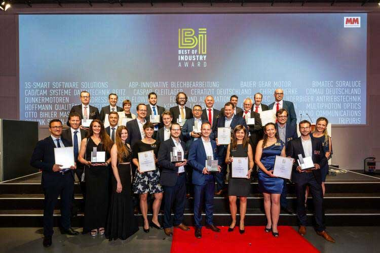 "SORALUCE VSET PREMIADO CON EL ""BEST OF INDUSTRY"""