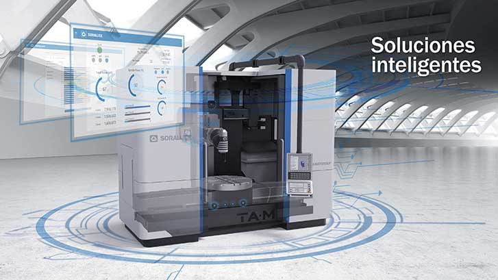 Intelligent solutions and multitasking machining, SORALUCE's proposal for the future at the BIEMH Fair
