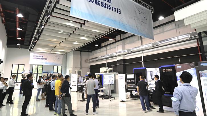 Technology OPEN HOUSE day en nuestro Centro de Excelencia en Shanghai