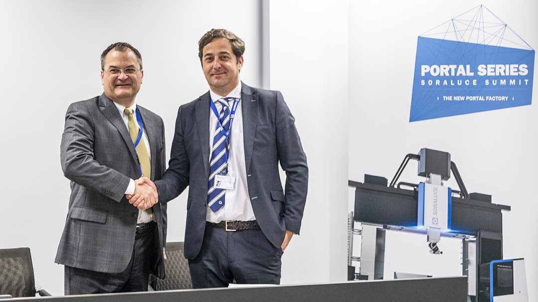 Soraluce and Morris Group Announce Distribution Agreement