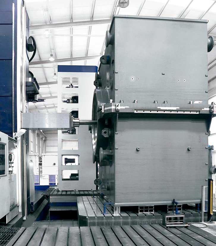 Gas and steam turbine casing - Energy - SORALUCE