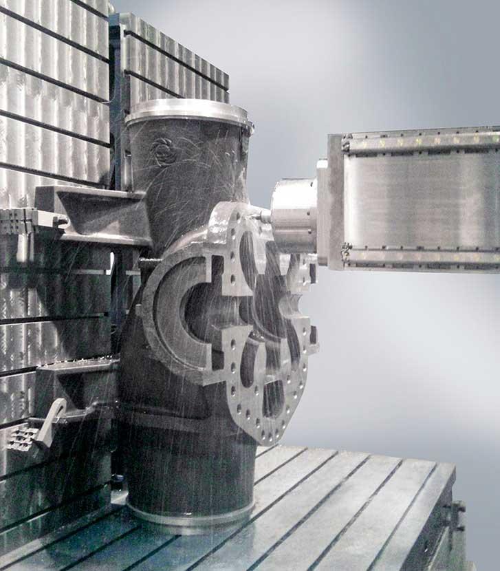 Nasosenergomash Ucrania FR-W 10000