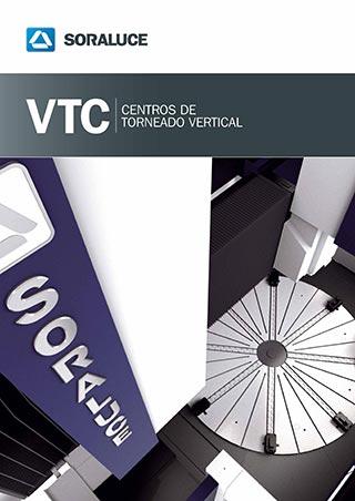 SORALUCE VTC Centres de tournage verticaux