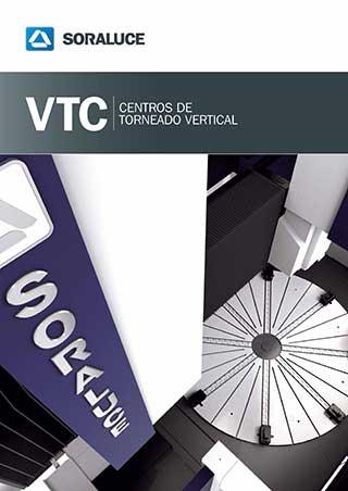 SORALUCE VTC Centres de tournage vertical de grandes dimensions