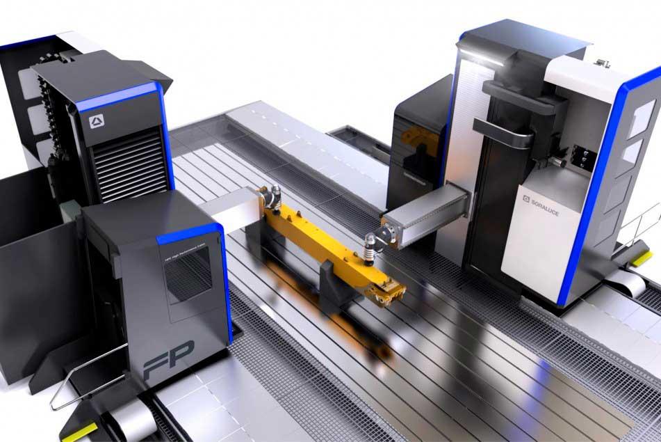 Machines duplex - SORALUCE
