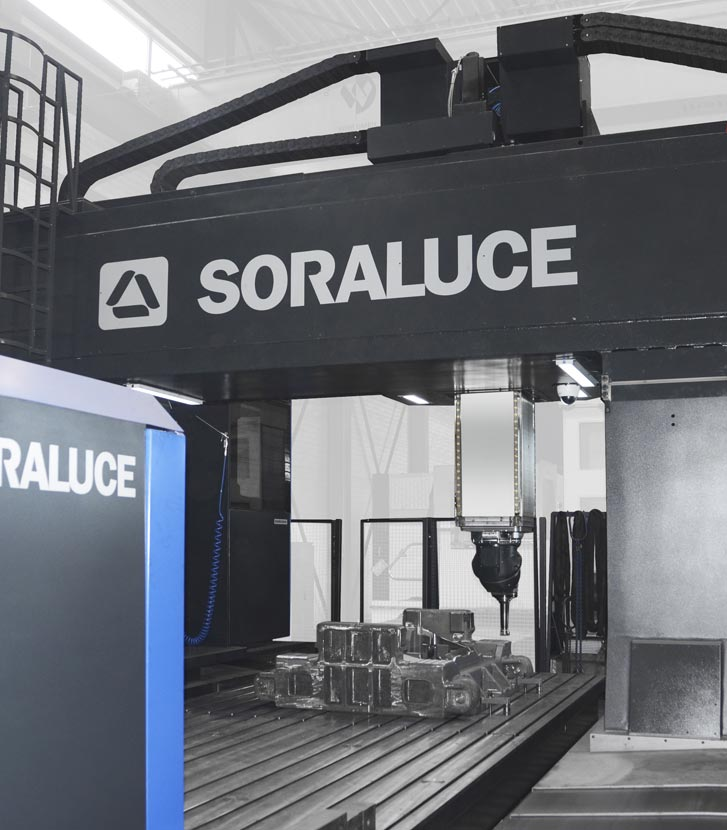 soraluce pmg portal machines